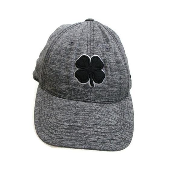 e2570e400df Black Clover Live Lucky Black White Ball Cap Hat